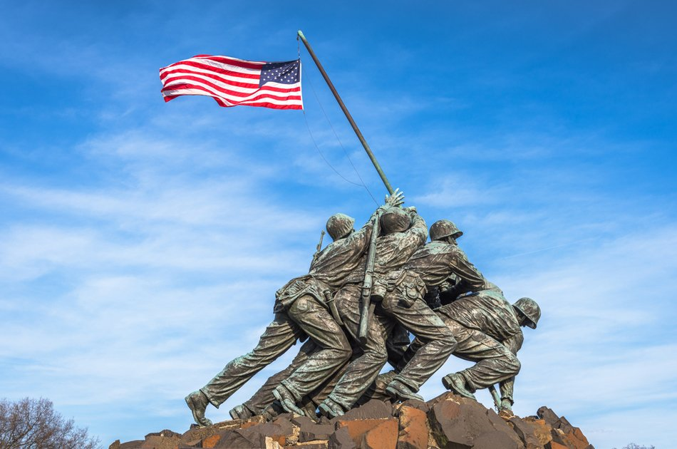 Arlington Cemetery Tour from Washington DC