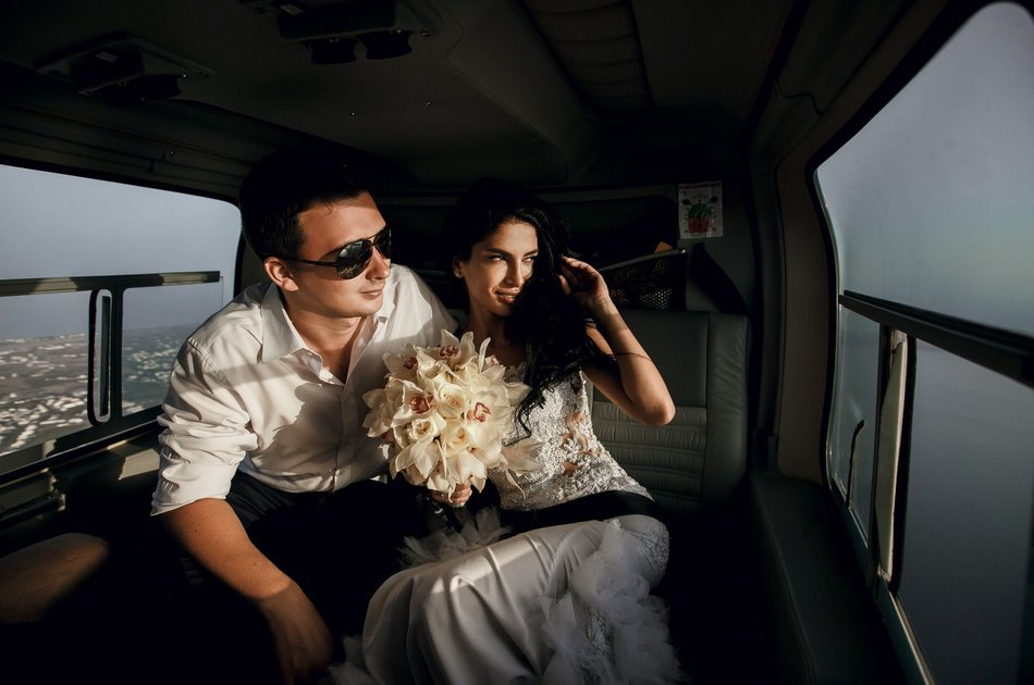 Couple's 30 Minute Private New York Helicopter Tour