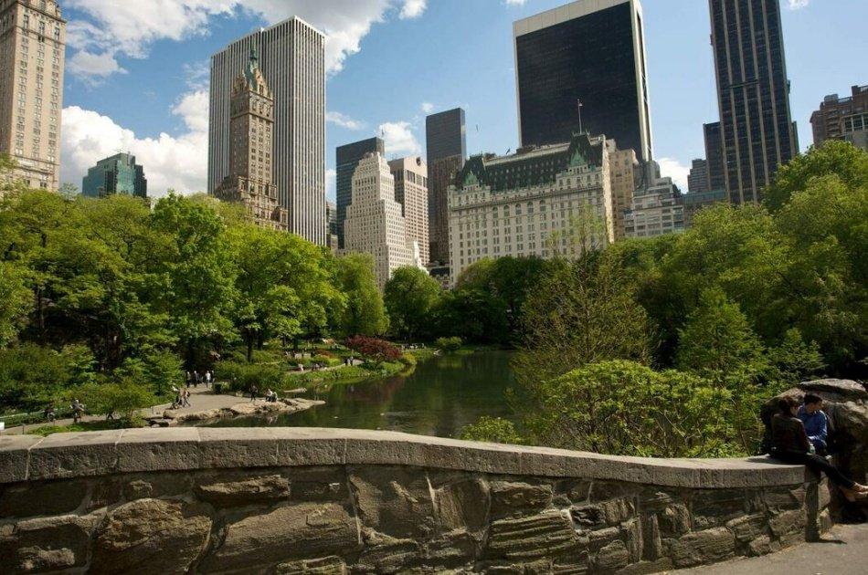 Enjoyable Hour Long Pedicab Tour of Central Park