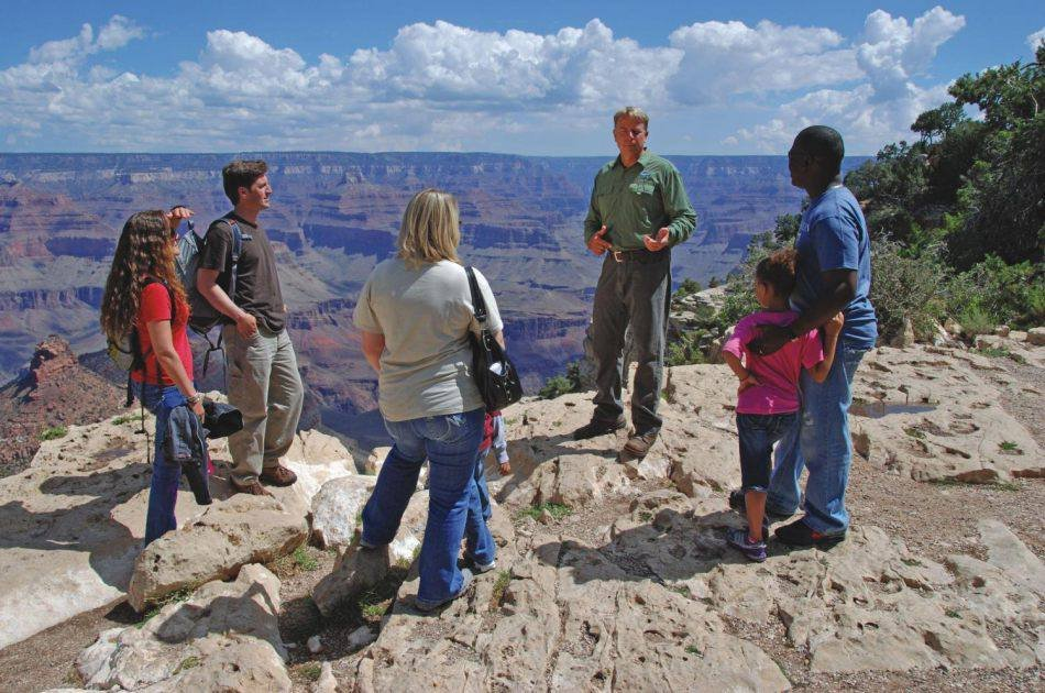 Grand Canyon South Rim Tour with Pink Jeep Upgrade and IMAX Tickets