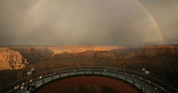 Grand Canyon West Rim Motor Coach Tour with Skywalk Tickets