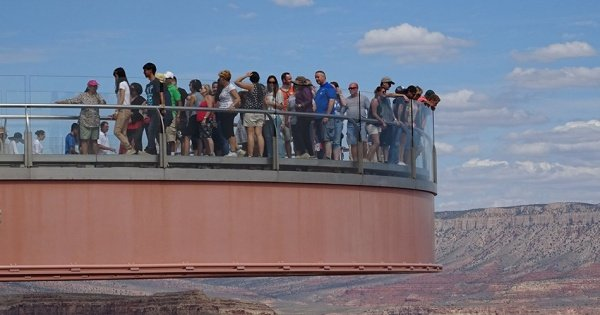 Grand Canyon West/ Skywalk from Las Vegas