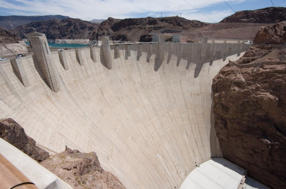 Hoover Dam City Deluxe Tour from Las Vegas