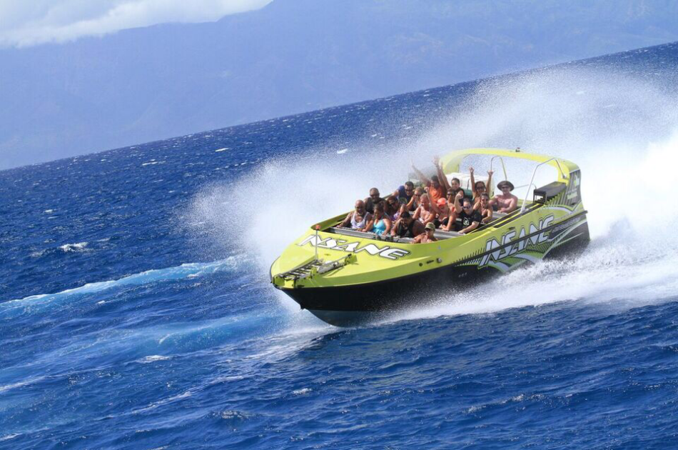 Insane Jet Boat - 1 Hour Tour