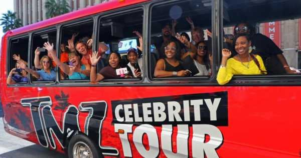 Las Vegas to Hollywood TMZ Celebrity Dolby Theatre Tour