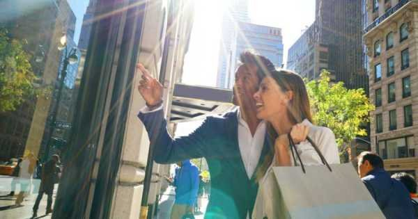 Luxury Private Fashion Shopping Tour of Manhattan