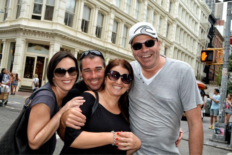 New York City Private Photo Walking Tour