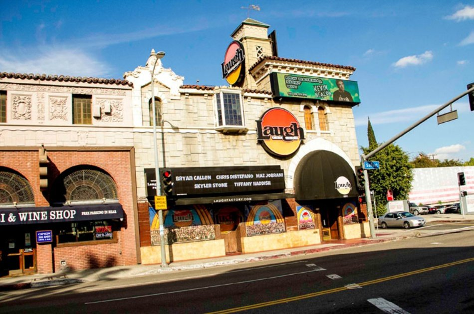 Open Bus Hollywood Tour of Sunset Boulevard