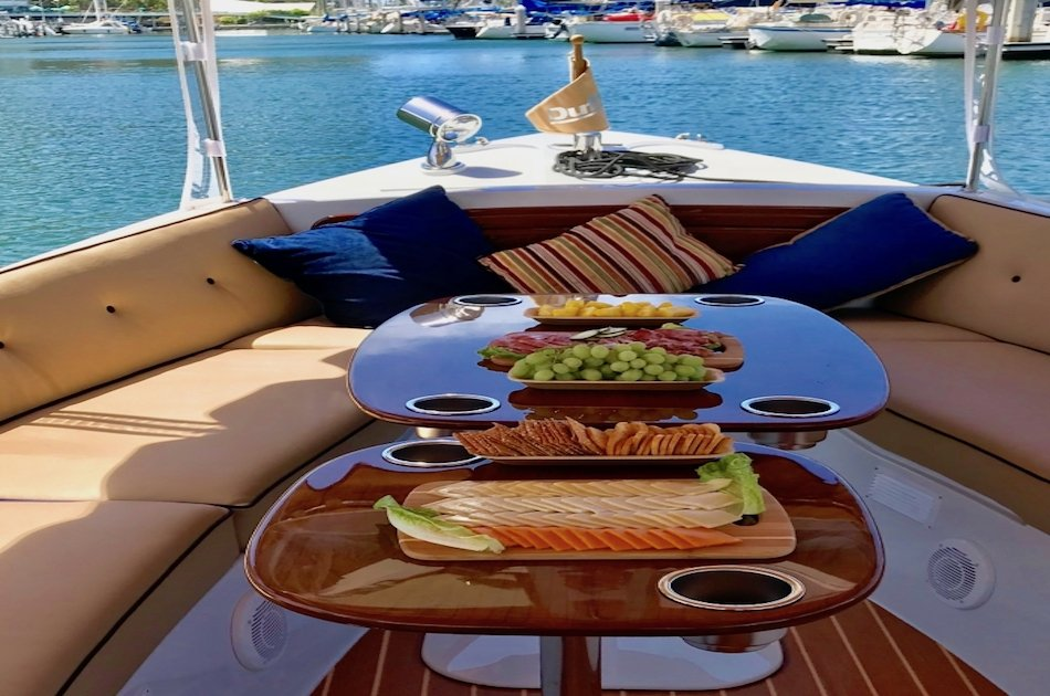 Private Electric Boat Tour Hawaii