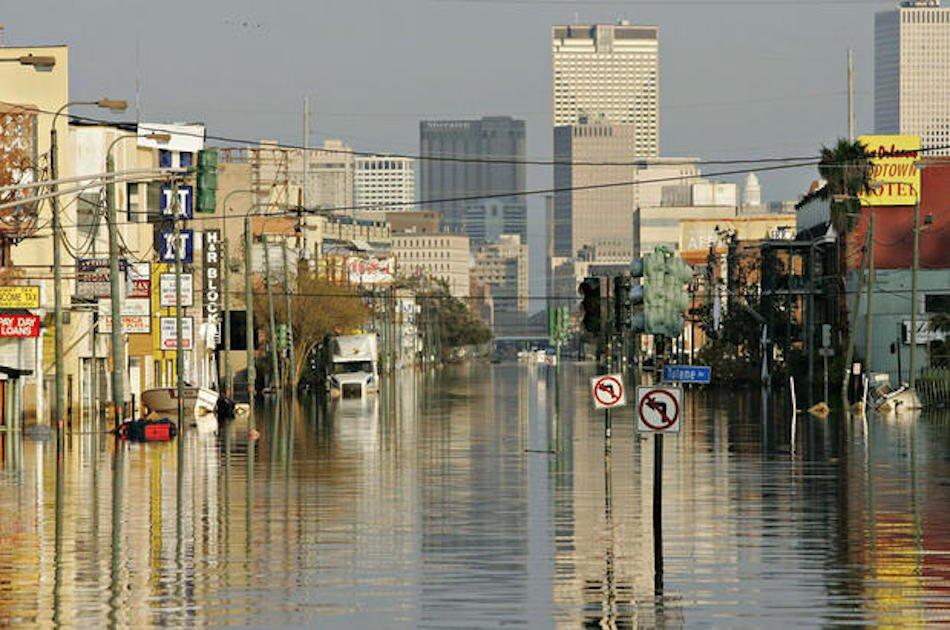 Private Hurricane Katrina Tour