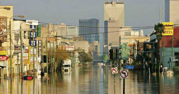 Private Hurricane Katrina Tour