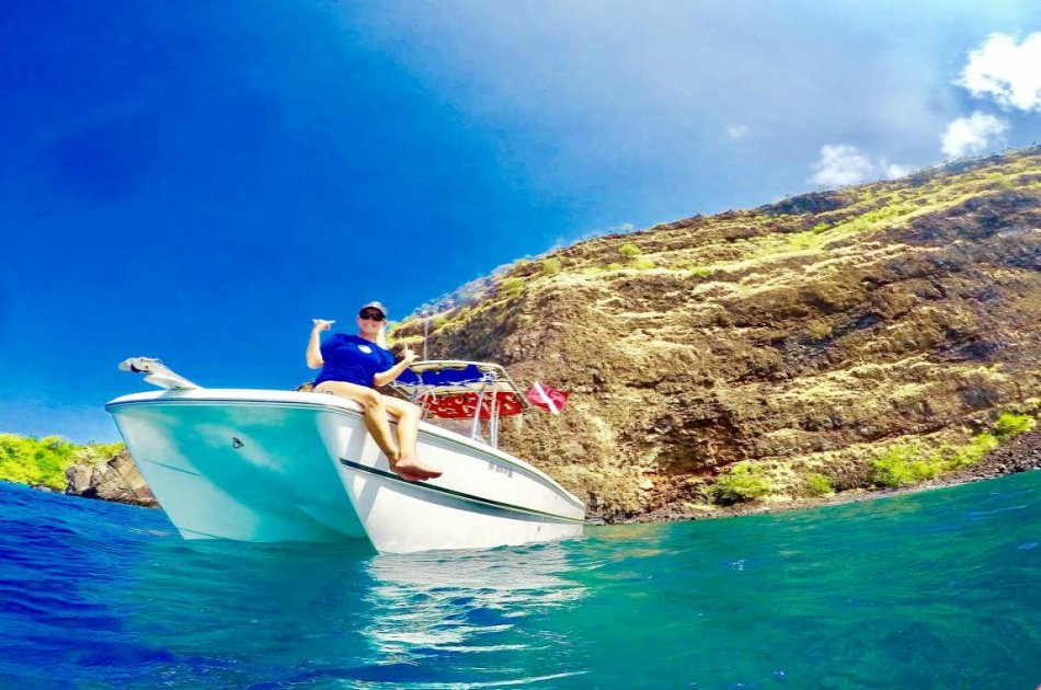 Private Ocean Excursion Charter in Kona, Hawaii