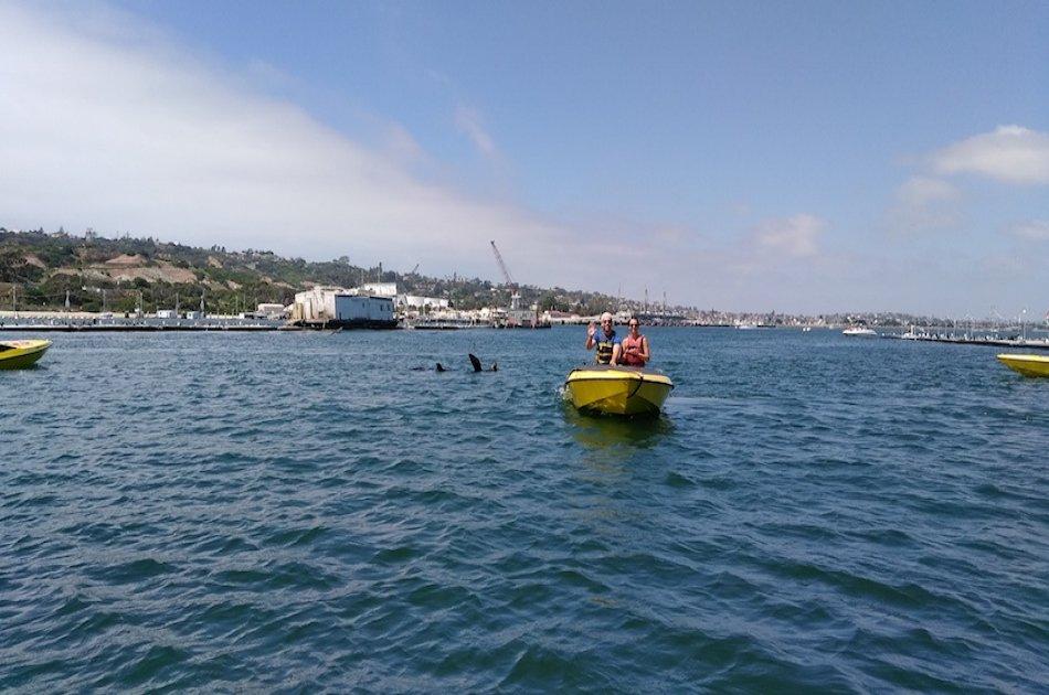 San Diego Speed Boat Adventures