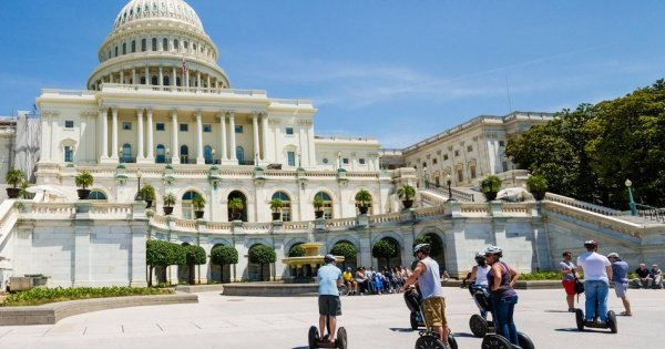 Segway Tour in Washington DC