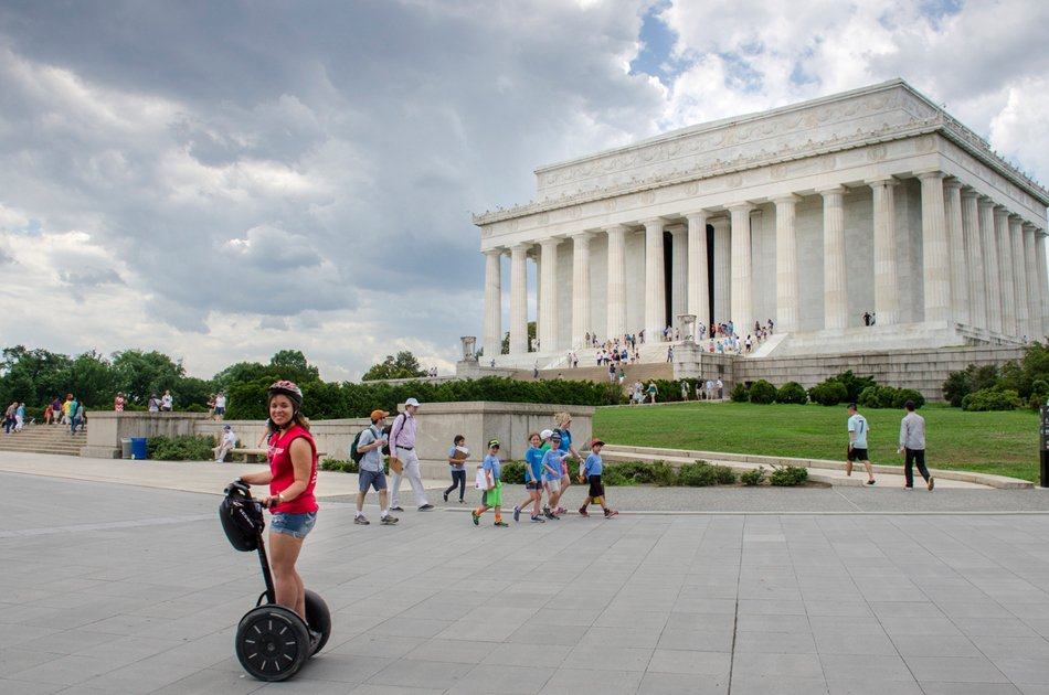 Segway Tour in Washington DC