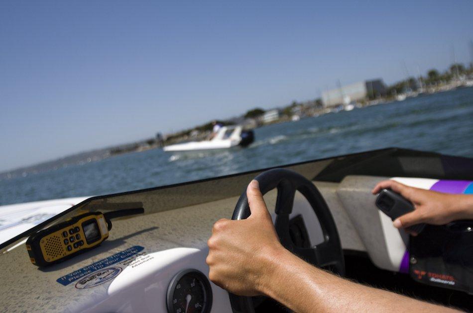 St. Petersburg Speed Boat Adventures