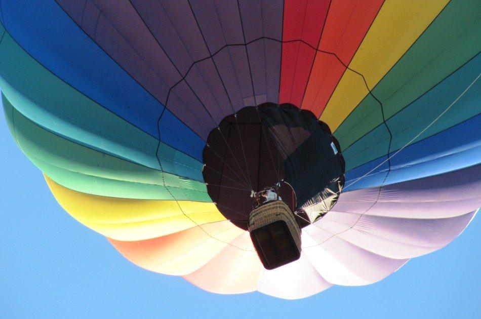 Sunrise Hot Air Balloon Tour of Las Vegas