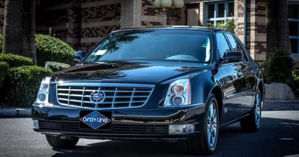 Transfer From McCarran Airport to Las Vegas Hotels in a Private Sedan Limousine
