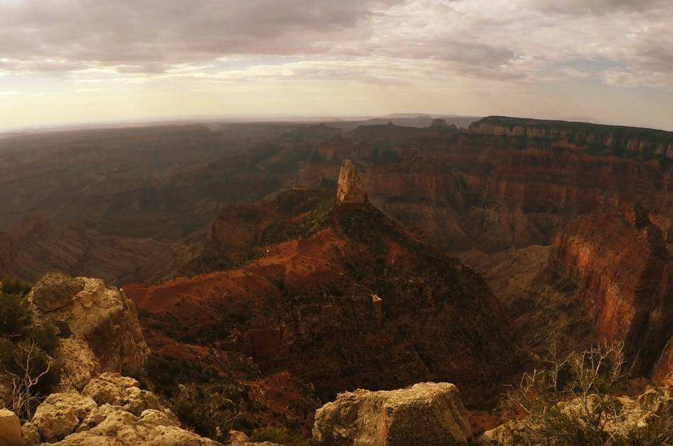 Unforgettable Skydiving Experience Over Grand Canyon
