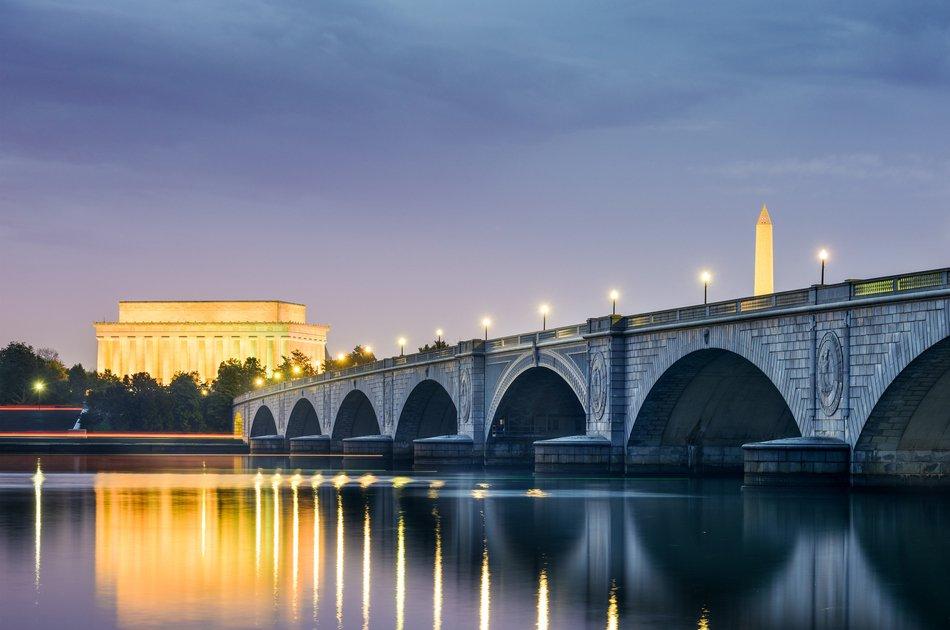 Washington DC After Dark Tour