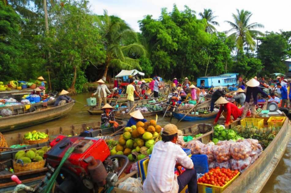 2-day Discover Mekong Delta With Mekong River Cruise