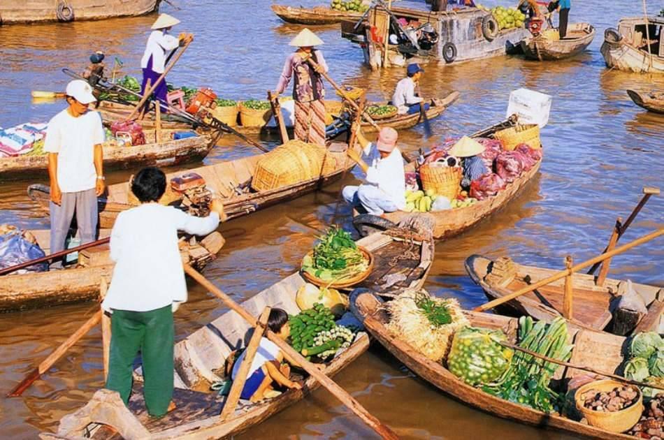 2-day Mekong Delta Including Cai Rang Floating Market