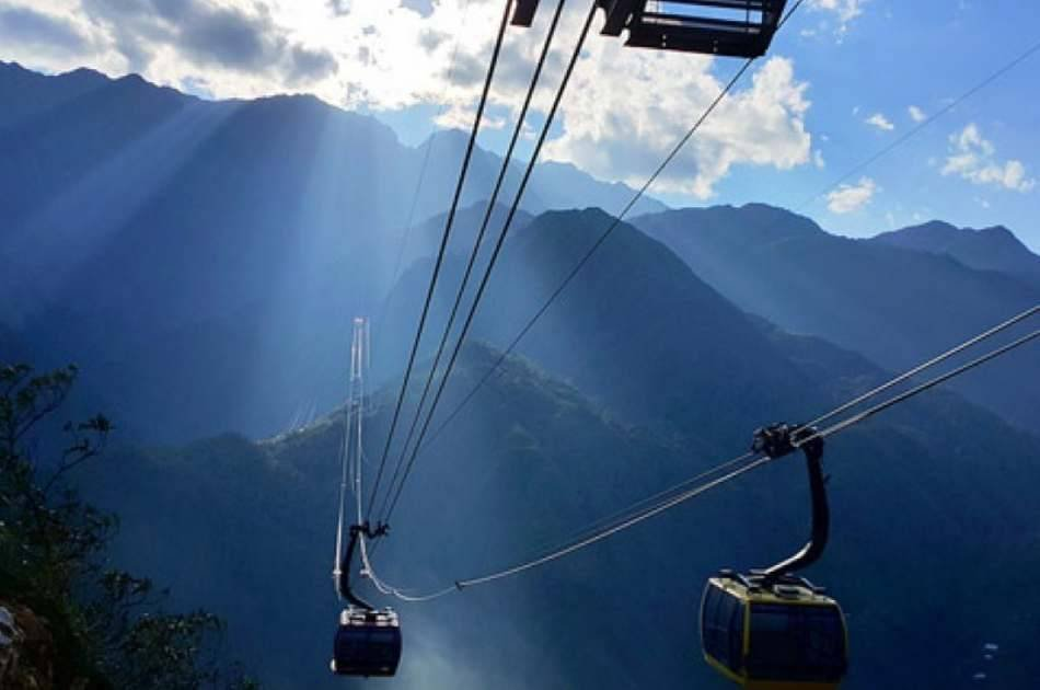 2-way Fansipan Cable Car Ticket With Round Trip Transportation