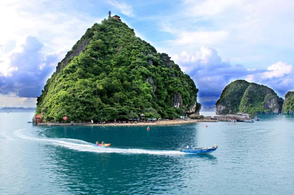 3 Day Halong Bay Cruise With Transfer From Hanoi