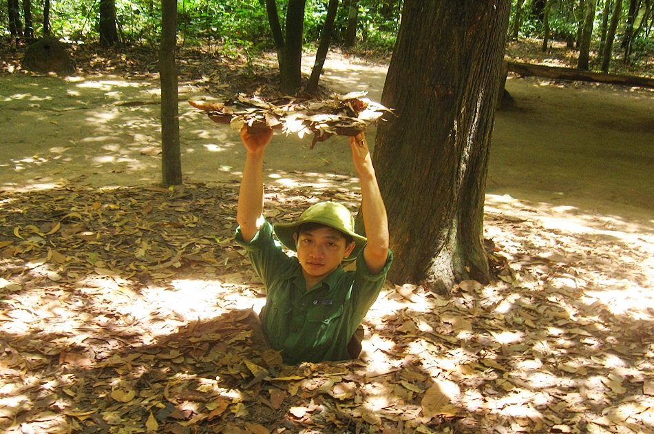 3 Days Private Cu Chi Tunnels Tour & Airport Transfers from Ho Chi Minh
