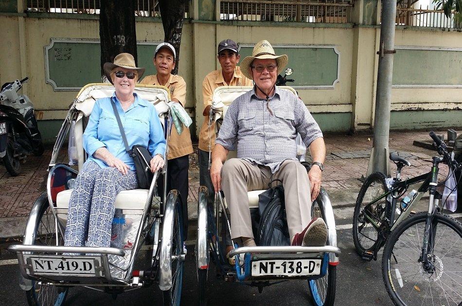 3 Hour Private Pedicab Tour of Nha Trang