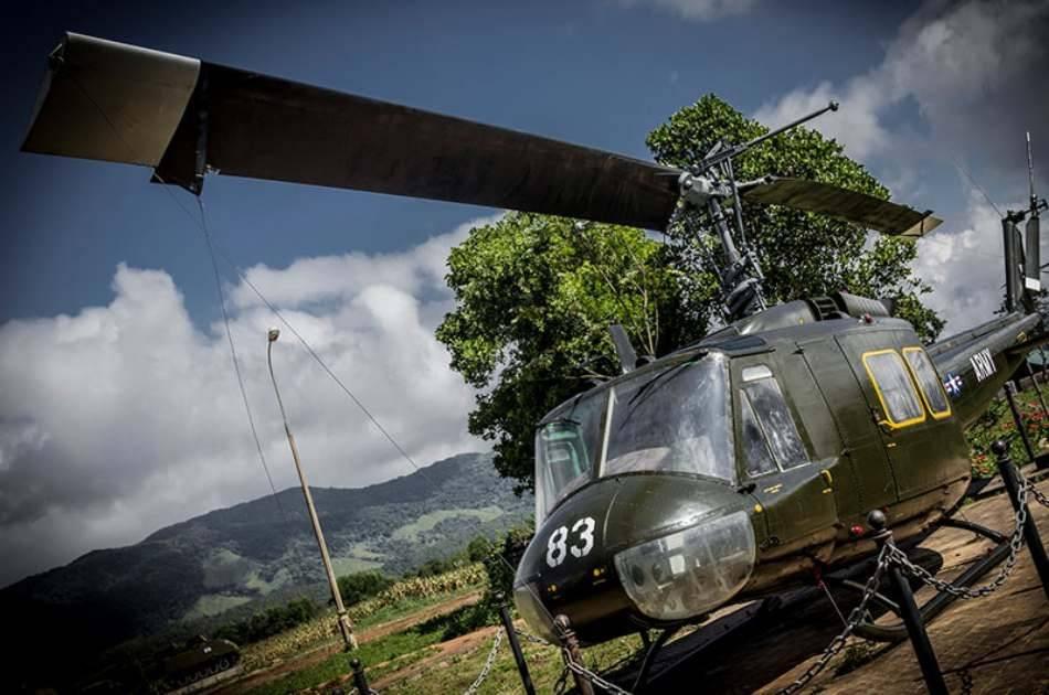 A trip to demilitarized Zone Vietnam