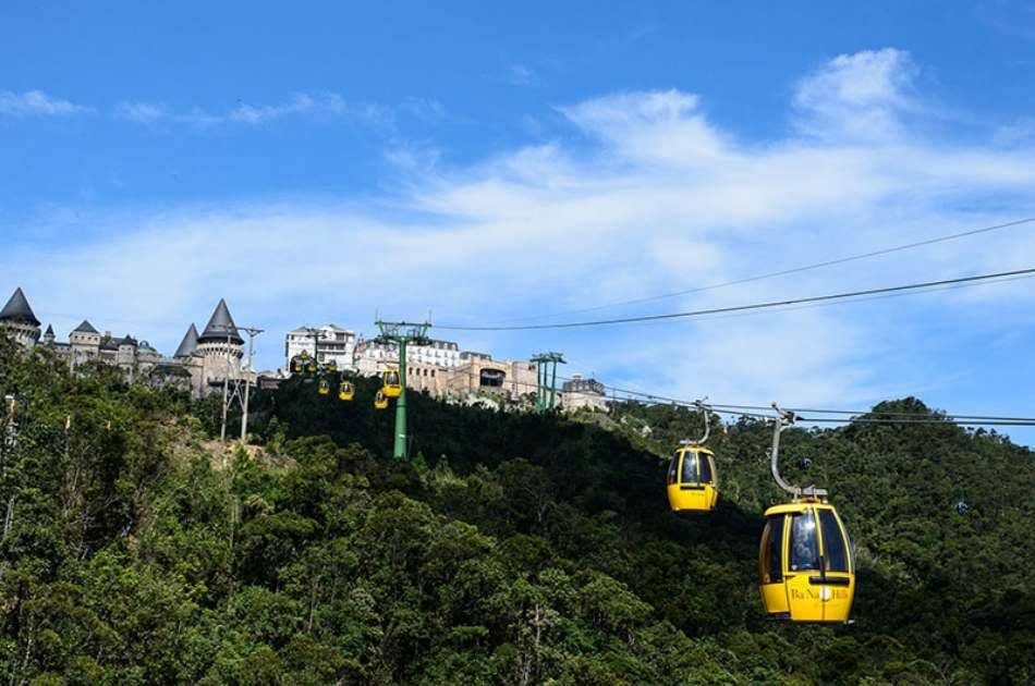Bana Hills One Day With Roundtrip Transfer