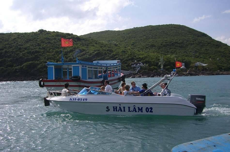"""Cai"" River Cruise in Nha Trang"