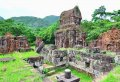 Cham Culture Traces - My Son Joining Tour