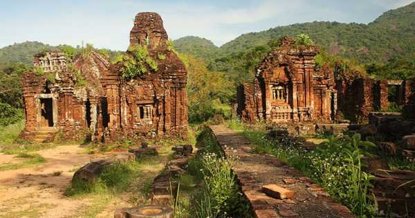 Cham Culture Traces - My Son Private Tour