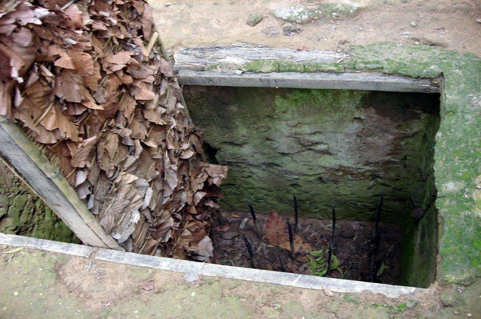 Cu Chi Tunnels and Cao Dai Temple
