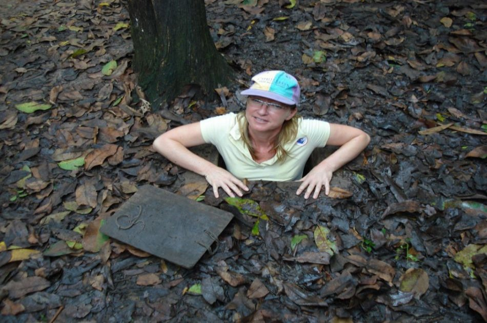 Cu Chi Tunnels and Ho Chi Minh City Full Day Tour