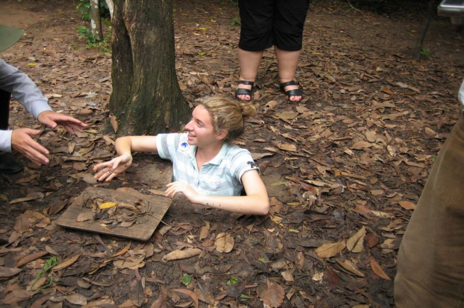 Cu Chi Tunnels Half Day Private Tour from Ho Chi Minh