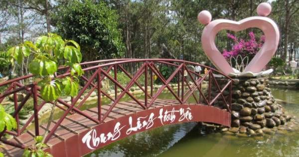 Da Lat Full Day Private City Tour