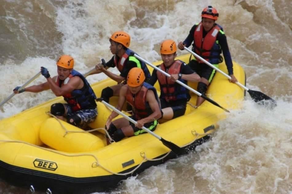 Da Lat Rafting Group Tour