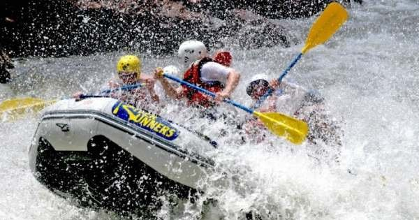 Da Lat Rafting Group Tour