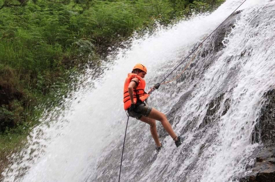 Da Lat Special Canyoning Small Group