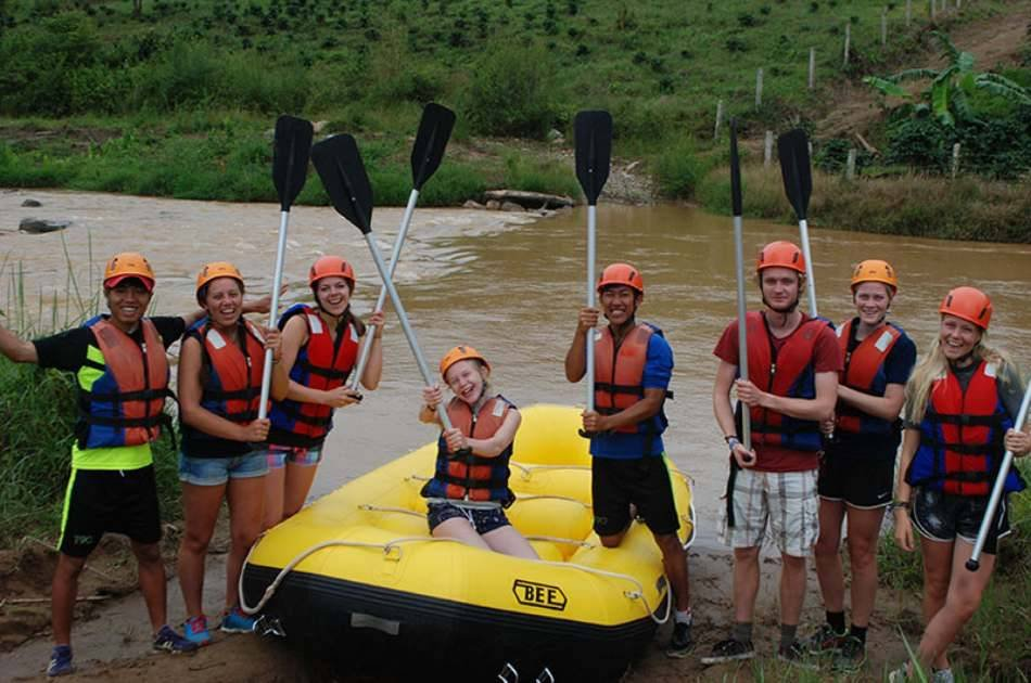 Eco Rafting Adventure Tour