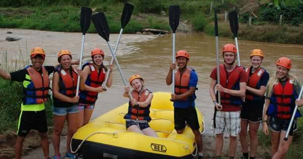 Eco Rafting Adventure Tour