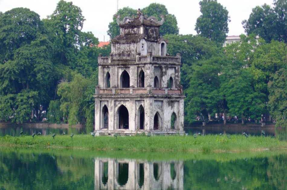 Full Day Exploring Hanoi With Green Car Tour