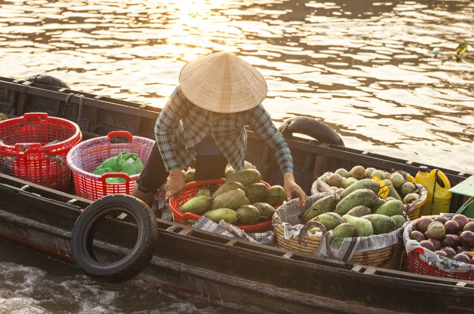 Group Tour- Saigon & Mekong Delta Discovery 4 Days & 3 Nights in Vietnam