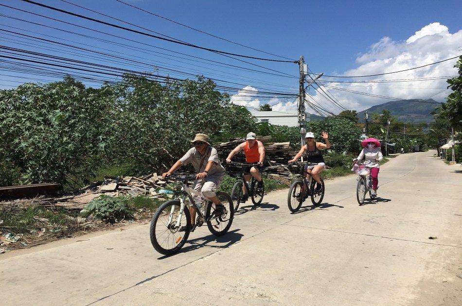 Half Day Biking Countryside Tour & Cooking Class in Nha Trang