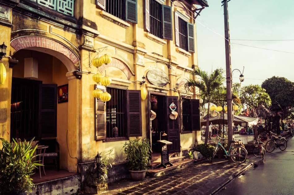 Half Day Hoian City Tour by Bike