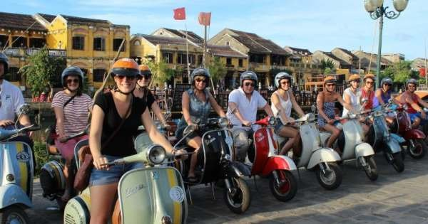 Half Day Hoian Vespa Tour