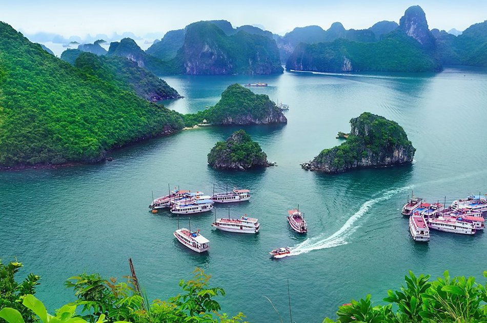 Halong Bay Full Day Group Tour